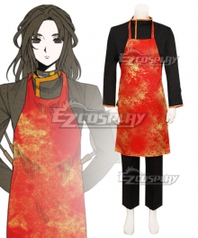 Your Turn to Die Kai Satou Cosplay Costume