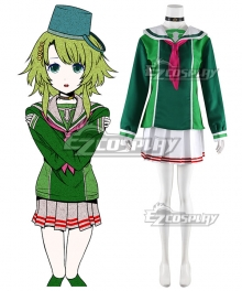 Your Turn to Die Kanna Kizuchi Cosplay Costume