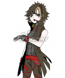 Your Turn to Die Reko Yabusame Cosplay Costume