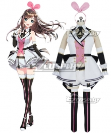 YouTuber Kizuna AI A.I.Channel Pink Cosplay Costume
