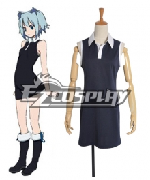 Yozakura Quartet Ao Nanami uniform Cosplay Costume