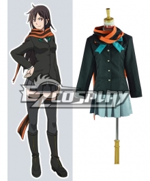 Yozakura Quartet Hime Yarizakura uniform Cosplay Costume