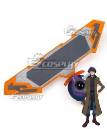 Yu-Gi-Oh! VRAINS Shoichi Kusanagi Duel Disk Cosplay Weapon Prop