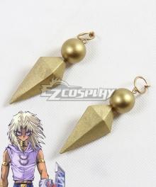Yu-Gi-Oh! Yugioh Duel Monsters Marik Ishtar Earrings Cosplay Accessory Prop