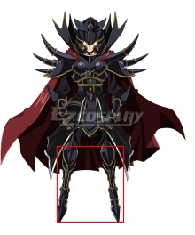 Yu-Gi-Oh! Yugioh GX Jaden Yuki Supreme King Black Shoes Cosplay Boots