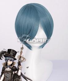 Yume 100 Sleeping Princes & The Kingdom Of Dreams Black Butler Earl Ciel Phantomhive Blue Cosplay Wig