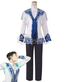YURI!!!on ICE Otabek Performance Clothing Cosplay Costume