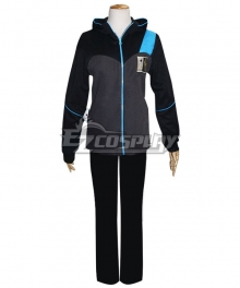 Yuri on Ice YURI!!!on ICE Katsuki Yuuri Sport Suit Cosplay Costume