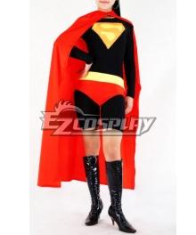 DC Superwoman Black Cosplay Costume