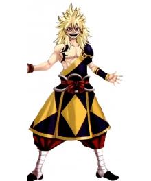 Fairy Tail Zancrow Cosplay Costume