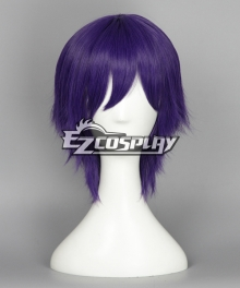 LoveLive! Genderswapped Nozomi Tojo Cosplay Wig - 348AX