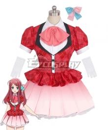 Zombieland Saga Minamoto Sakura Idol Outfits Cosplay Costume
