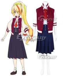 Zombieland Saga Nikaidou Saki Cosplay Costume