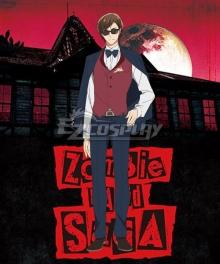 Zombieland Saga Tatsumi Koutarou Cosplay Costume