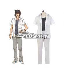 Wolf Girl and Black Prince Takeru Hibiya  Cosplay Costume