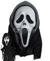 Scream Ghostface Killer Halloween Mask Cosplay Accessory Prop