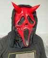 Dead by Daylight GhostFace Devil Demon GhostFace Mask Halloween Cosplay Accessory Prop