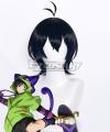 SK8 the Infinity SK∞ Miya Black Cosplay Wig