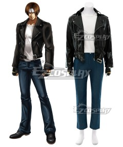 The King Of Fighters XV KOF Kyo Kusanagi Cosplay Costume
