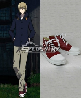 K Totsuka Tatara Cosplay Shoes