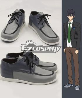 Free! Haruka Nanase school uniform Cosplay Shoes