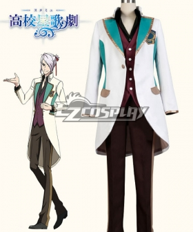 High School Star Musical Koukou Hoshi Kageki Star Mu Itsuki Ootori Itsuki Otori School Uniform Cosplay Costume