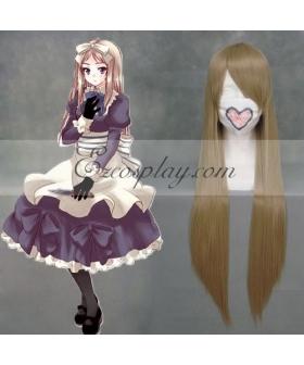 Hetalia Belarus Natalia Alfroskaya Brown Cosplay Wig-036N