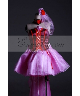 Macross Frontier Sheryl Nome Cosplay Costume-Advanced Custom