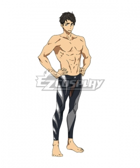Free! -Dive to the Future- Sosuke Yamazaki Swimming Trunks Cosplay Costume