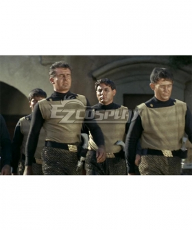 Star Trek: Original Series Kor Dahar Master Cosplay Costume