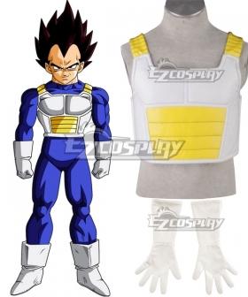 Dragon Ball Z Saiyan Vegeta Cosplay Costume