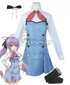 The One I Love is My Little Sister But She's Not a Little Sister Ore ga Suki nano wa Imouto dakedo Imouto ja Nai Suzuka Nagami Novel Edition Cosplay Costume
