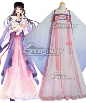 The Grandmaster of Demonic Cultivation Mo Dao Zu Shi Jiang Yanli Cosplay Costume