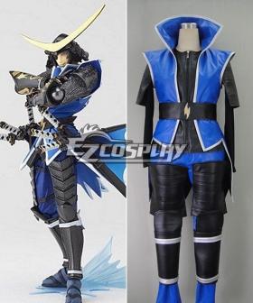 Sengoku Basara 3 Date Masamune Cosplay Costume