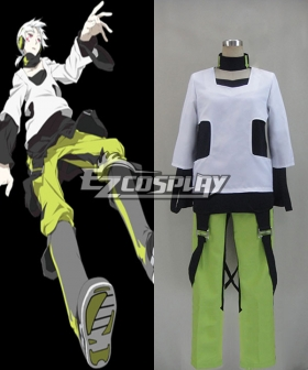 Mekakucity actors Kagerou Project NO.9 Konoha Kokonose Haruka Cosplay Costume