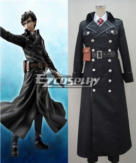 Ao no Exorcist Blue Exorcist Okumura Yukio Cosplay Costume - Only Coat