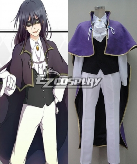Inu x Boku SS Kagero Shokiin Cosplay Costume