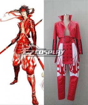 Devil Kings Sengoku Basara Yukimura Sanada Cosplay Costume