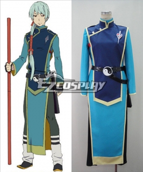Ao no Exorcist Blue Exorcist Cheng-Long Liu cosplay costume