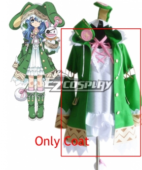 Date A Live Yoshino Hermit Cosplay Costume - Only Coat