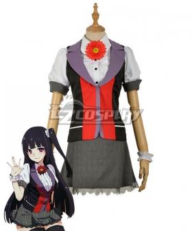 Kakegurui Yumeko Jabami Idol Cosplay Costume