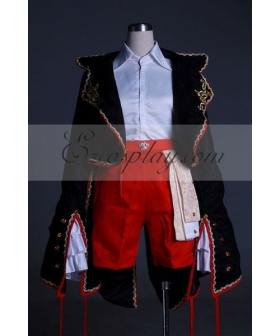 Vocaloid Kagamine Rin / Len Cosplay Costume-Advanced Custom - D Edition