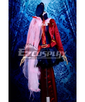 Macross Series Sheryl MF Final Assembly Cosplay Costume