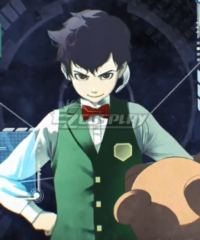 Anonymous;Code Asuma Soga Cosplay Costume