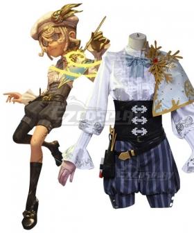 Identity V Painter Edgar Valden Golden Ratio Halloween Cosplay Costume