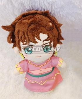 JoJo's Bizarre Adventure Female Joseph Joestar Tequila Girl Plush Doll Cosplay Accessory Prop