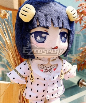 JoJo's Bizarre Adventure: Vento Aureo Golden Wind Bruno Buccellati Plush Doll Cosplay Accessory Prop