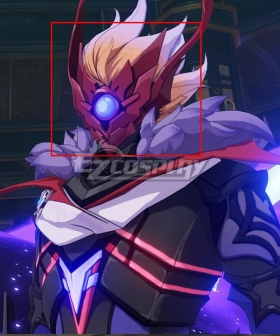 Genshin Impact Childe Tartaglia Boss Edition Mask Cosplay Accessory Prop
