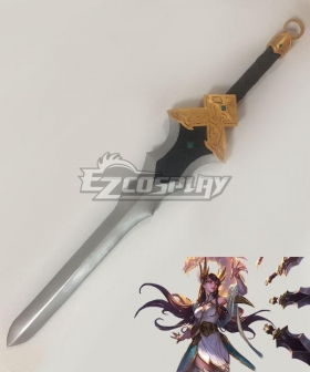 League of Legend LOL Divine Sword Irelia Sword Cosplay Weapon Prop