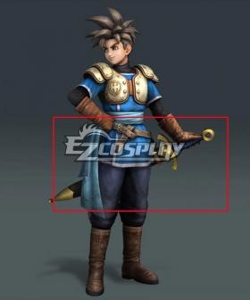 Dragon Quest Heroes Luceus Cosplay Weapon Prop